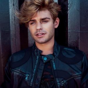 Garrett Clayton hot gay man