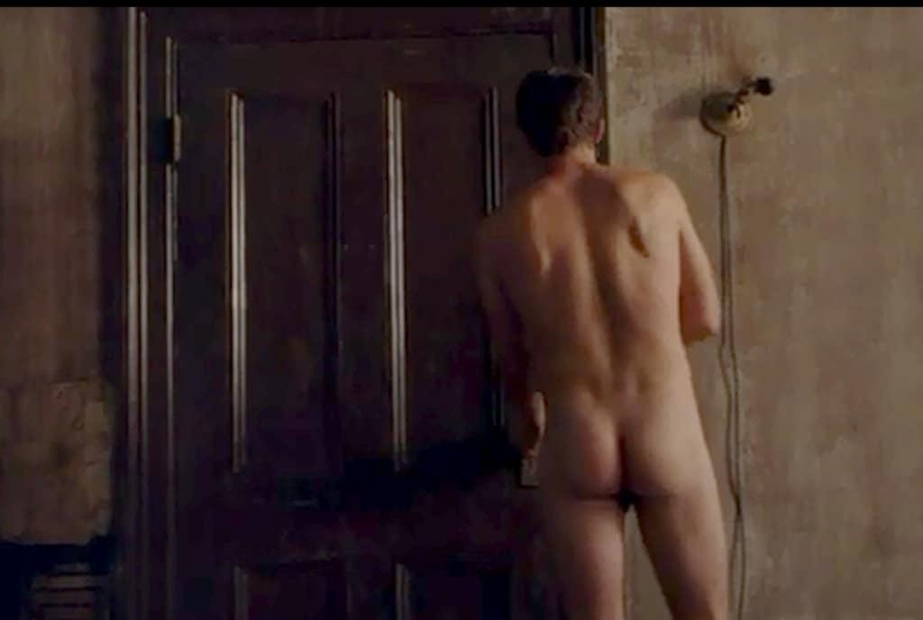 Garrett Clayton naked scene