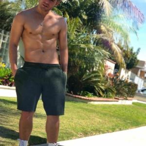 Garrett Clayton nudes