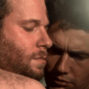 James Franco and Seth Rogan sex