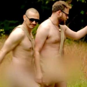 James Franco nude pic
