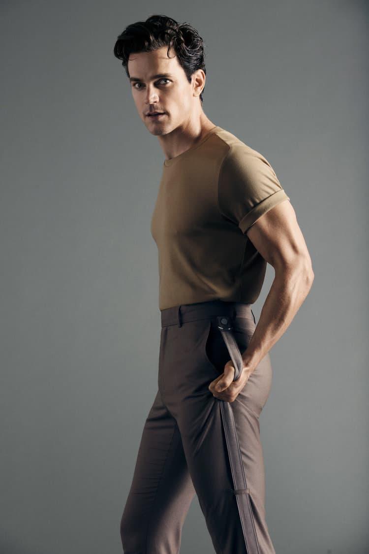 Matt Bomer biceps