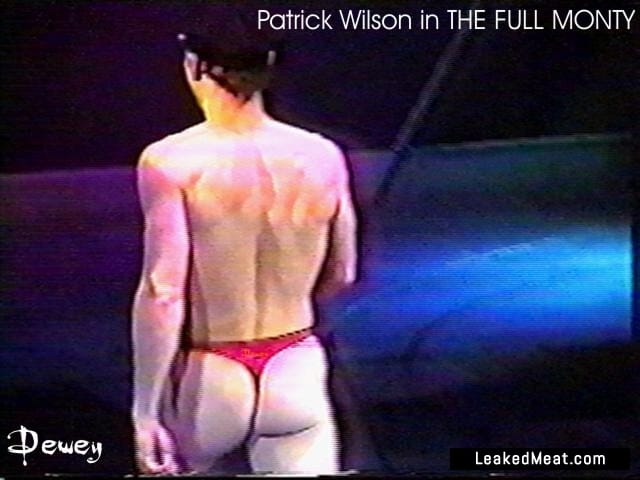 Patrick Wilson cock