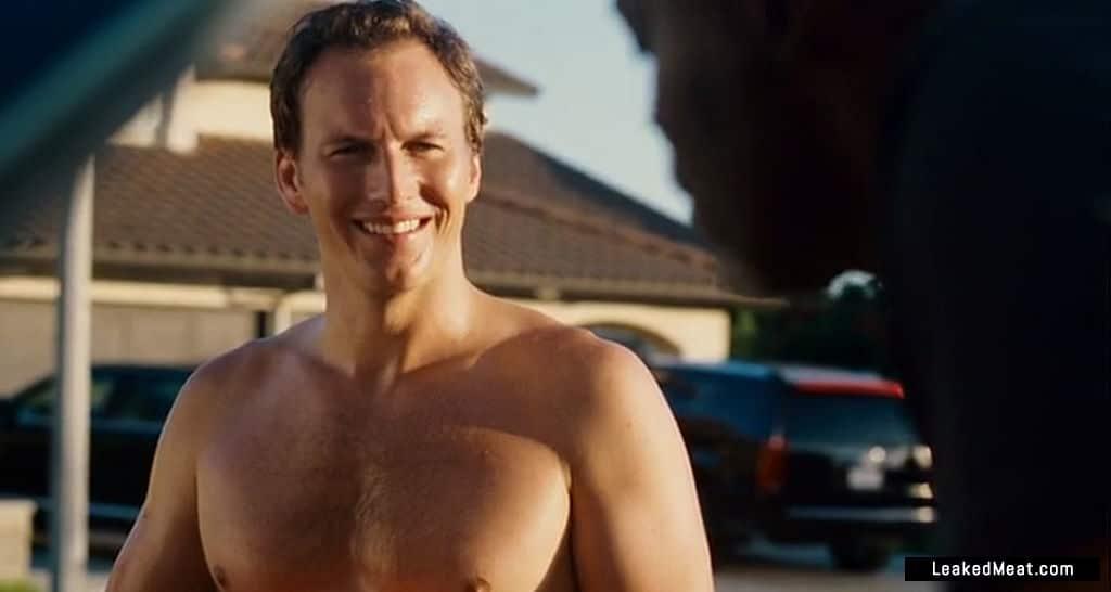 Patrick Wilson naked