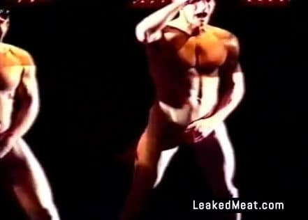 Patrick Wilson penis showing