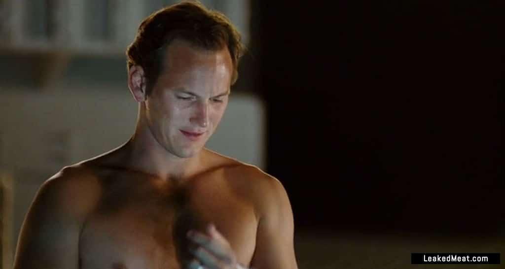 Patrick Wilson shirtless pic