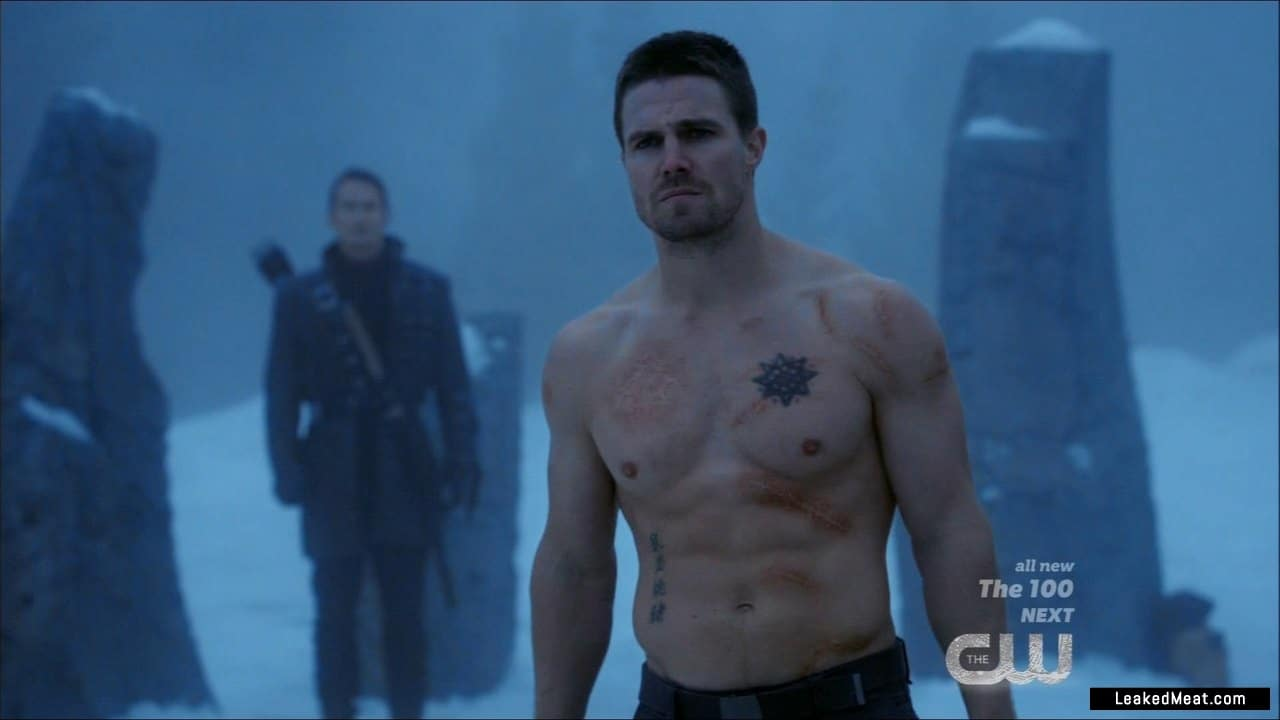 Stephen Amell nudes
