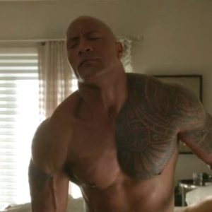The Rock Nude: Dwayne Johnson Strips Down!