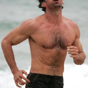 Hugh Jackman hot photo