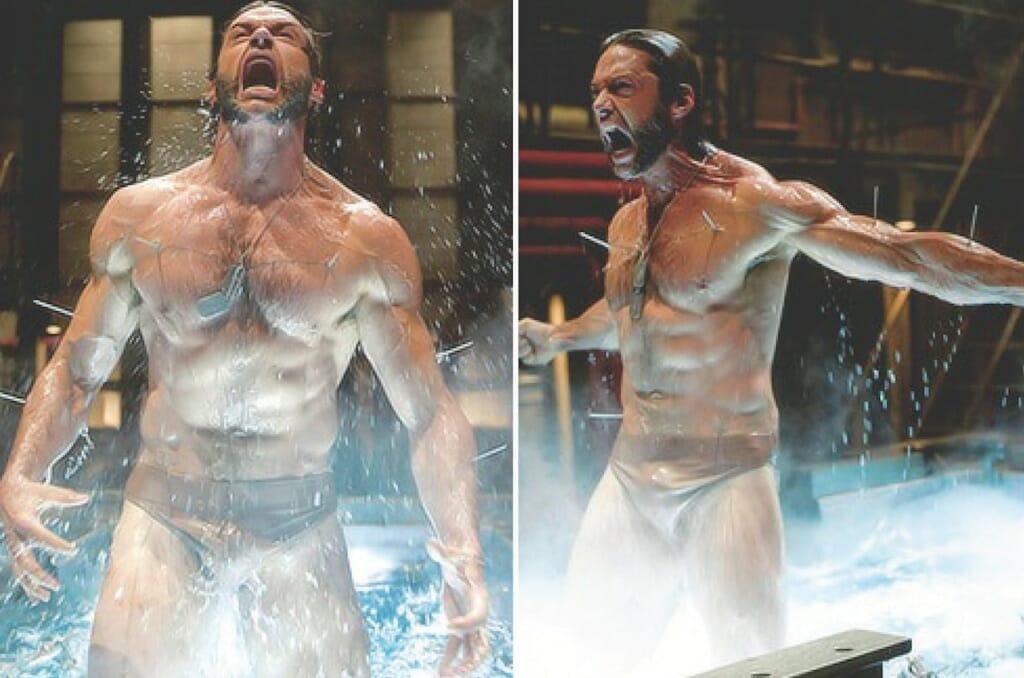 Hugh Jackman penis photo