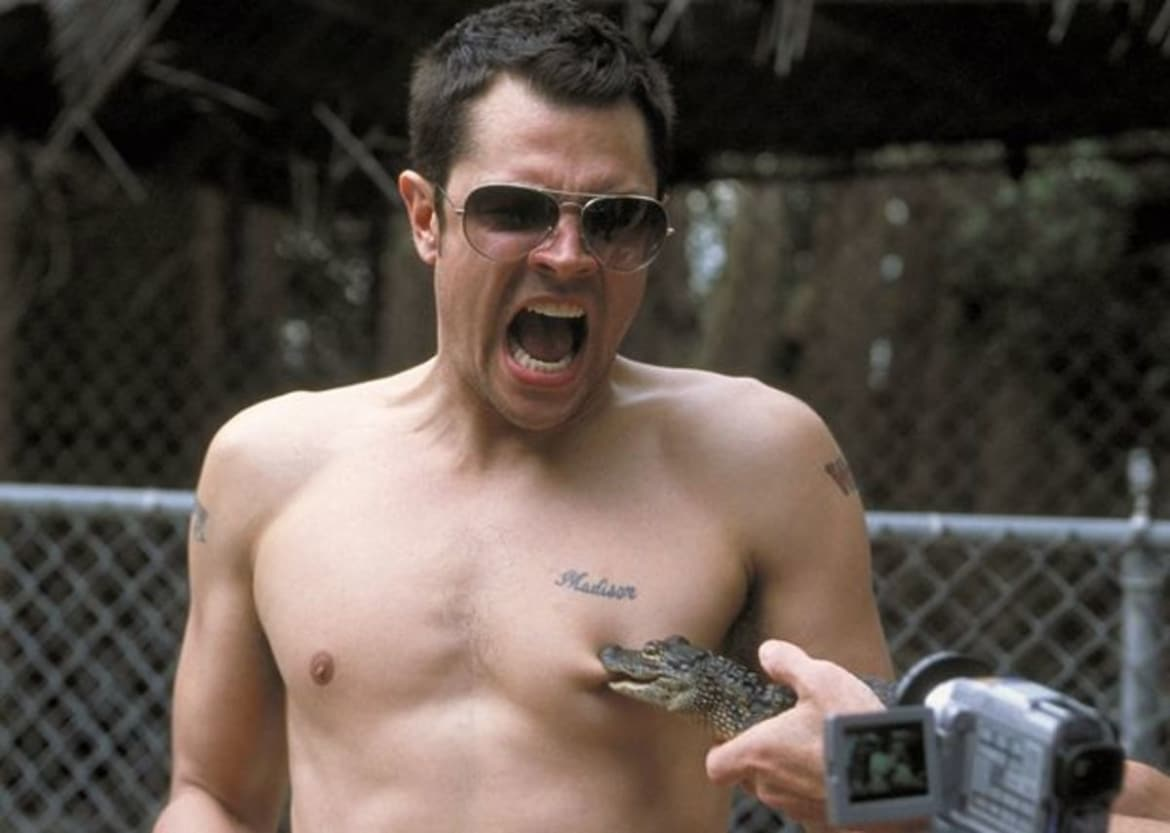 Johnny Knoxville sexy