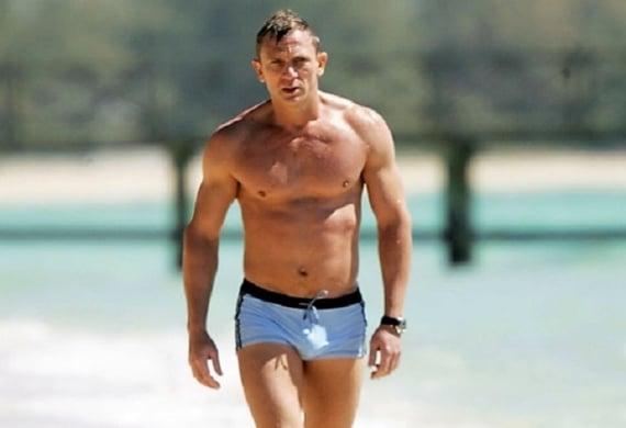 Daniel Craig sexy