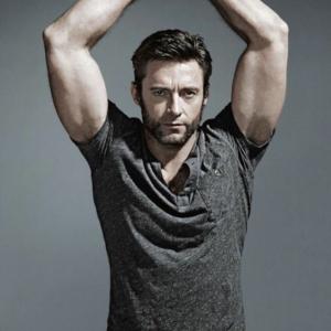 Hugh Jackman sexy celebrity