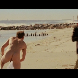 Patrick Wilson nude scene in Angels in America