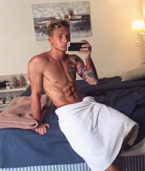 Brandon Myers hot