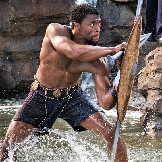 Chadwick Boseman fappening pics