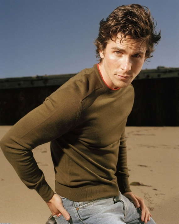 Christian Bale sexy pictures