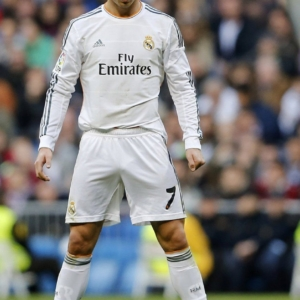 Cristiano Ronaldo soccer bulge