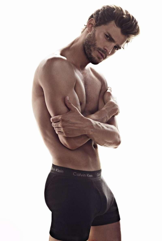 Jamie Dornan bulge photoshoot