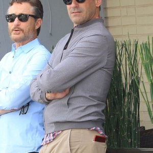 Jon Hamm bulge photo