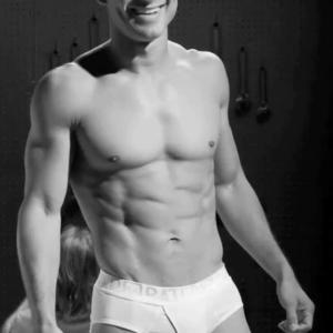 Mario Lopez undies