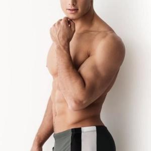 Pietro Boselli big cock in underwear