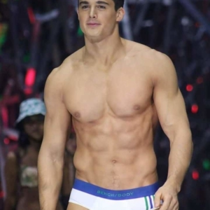 Pietro Boselli huge bulge
