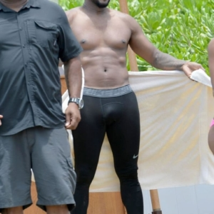 Usher bulging