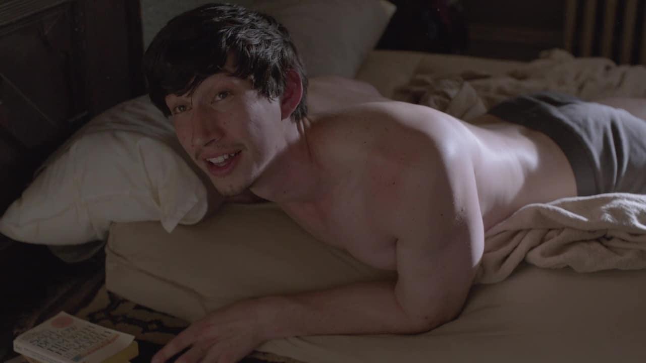Adam Driver sexy nude