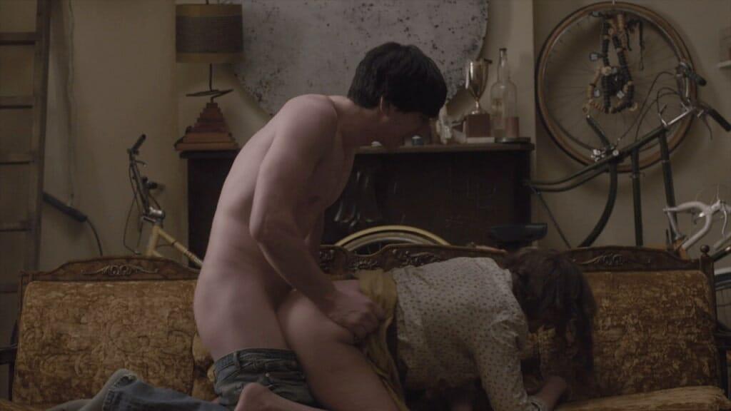 Adam Driver uncensored nude pic