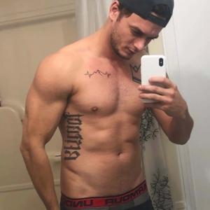 Blake McPherson big ass