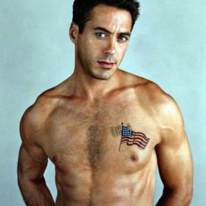 Robert Downey Jr. Nude Pics & NSFW Vids