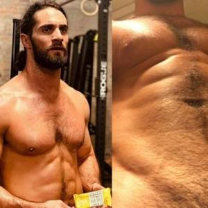 Seth Rollins Nude Leaks & HARD Dick Pics