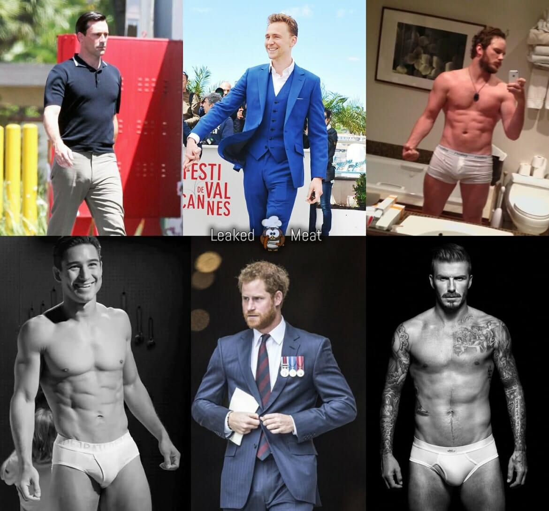 best male celeb underwear
