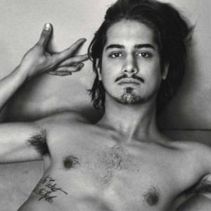 Avan Jogia shirtless pic