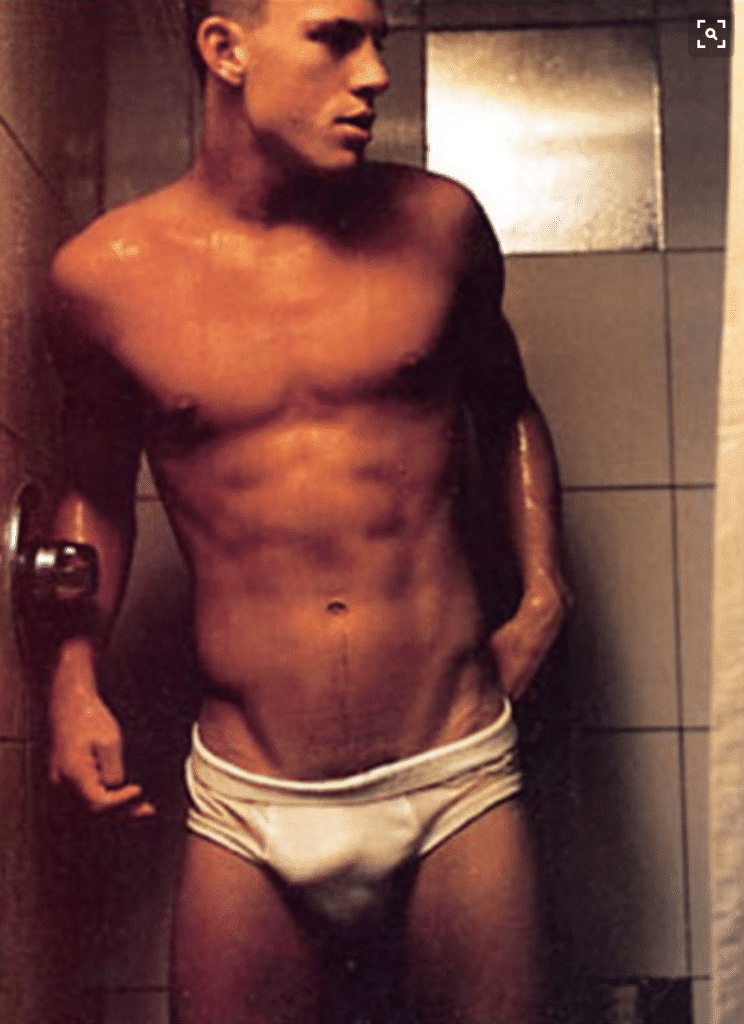 Channing Tatum bulge