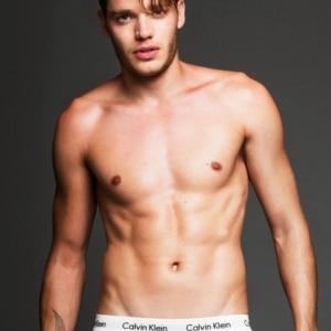 Dominic Sherwood hot body