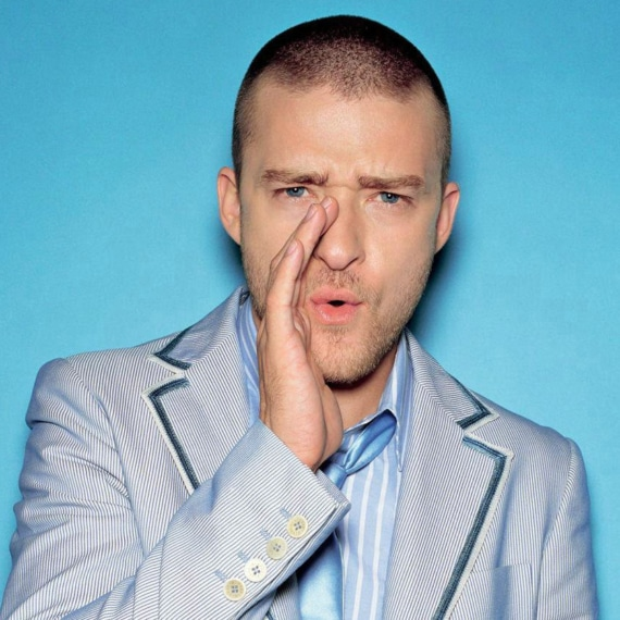 Justin Timberlake sexiest pic