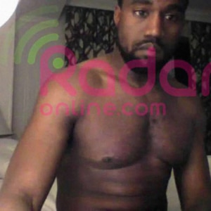 Kanye West chest