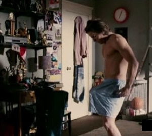Kevin Zegers sexy naked