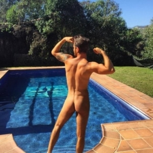 Aaron Lowe big dick