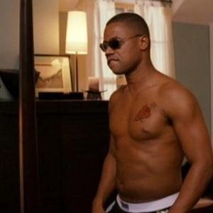 Cuba Gooding Jr naked