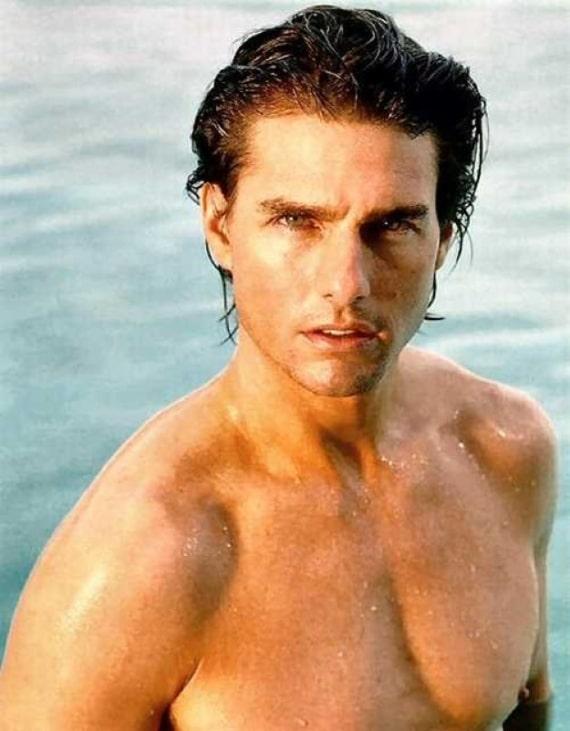 Tom Cruise penis