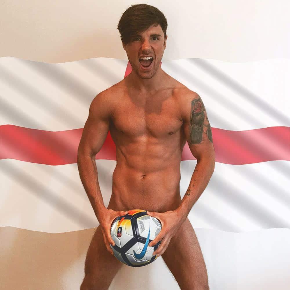 Arron Lowe naked