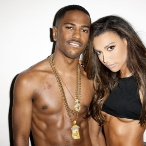 Big Sean hard cock