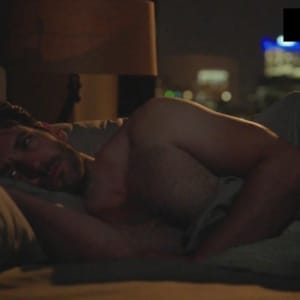 Colin Donnell cock