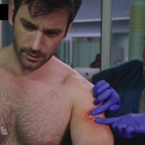Colin Donnell hard dick