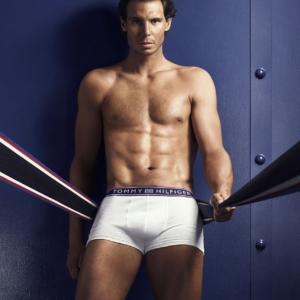 Rafael Nadal big muscles