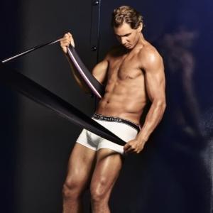 Rafael Nadal butt