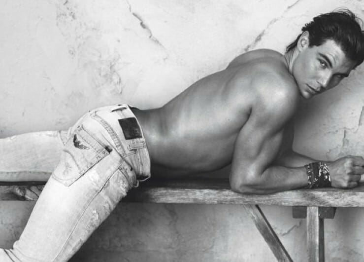 Rafael Nadal sexy model